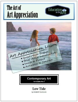 The Art of Art Appreciation - Duncan Low Tide