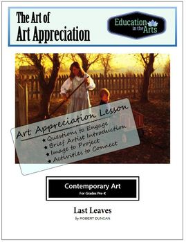 The Art of Art Appreciation - Duncan The Last Leaves