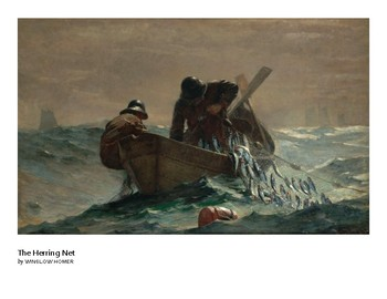 The Art of Art Appreciation - Homer The Herring Net