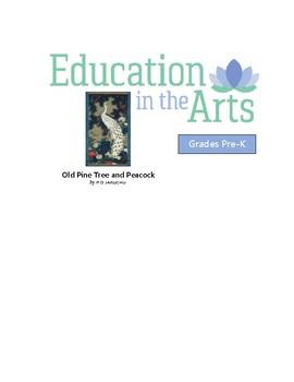 The Art of Art Appreciation - Jakuchu Peacock and a Pine Tree