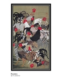 The Art of Art Appreciation - Jakuchu Roosters