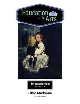 The Art of Art Appreciation - Luks Little Madonna