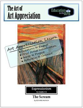 The Art of Art Appreciation - Munch The Scream