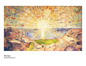 The Art of Art Appreciation - Munch The Sun