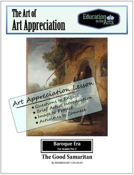 Rembrandt-The Good Samaritan-Baroque Era