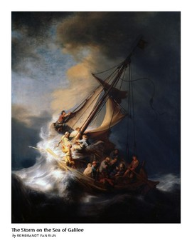 The Art of Art Appreciation - Rembrandt The Storm on the Sea of Galilee