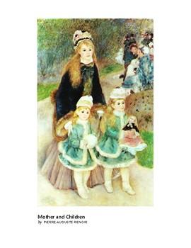 The Art of Art Appreciation - Renoir Mother and Children