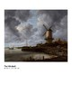 Ruisdael The Windmill Baroque Era