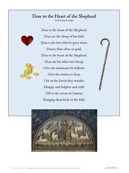 The Art of Art Appreciation - Teichert Rescue of the Lost Lamb