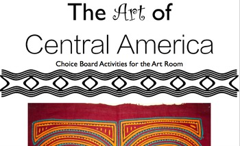 The Art of Central America