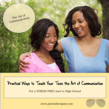 The Art of Communication for Teens