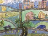 The Art of Community Grant Wood: Art Project