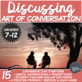 The Art of Conversation- Conversation Starters