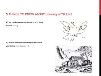 The Art of Drawing (Power Point)