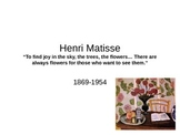 The Art of Henri Matisee