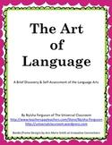 The Art of Language (Brief Study of the Language Arts)
