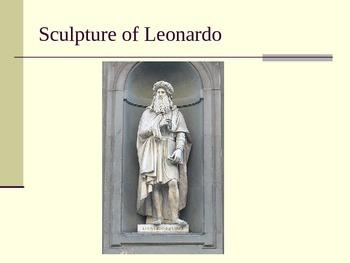 The Art of Leonardo DaVinci