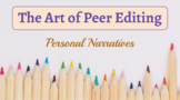 The Art of Peer Editing Lesson