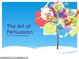 Ethos, Pathos, and Logos - The Art of Persuasion