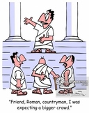 The Art of Persuasion (Rhetoric in Mark Antony's Speech)