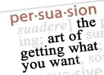 The Art of Persuasion:  Writing an Argumentative Business Letter!