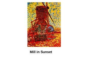 The Art of Piet Mondrian