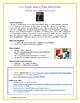 The Art of Piet Mondrian - WebQuest / Internet Scavenger Hunt & Art Project
