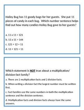 The Art of Problem Solving Multiplication (Question Set A)