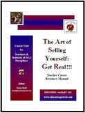 "CAREER UNIT: ""The Art of Selling Yourself - Printed Manual"