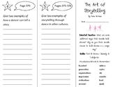 The Art of Storytelling Trifold - Open Court 2nd Grade Unit 6 Lesson 2