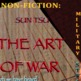 The Art of War Non Fiction Military Strategy poster