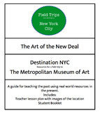 The Art of the New Deal: A Field Trip Guide to the Met