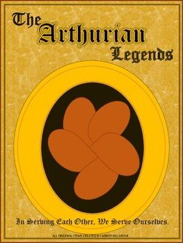 The Arthurian Legends