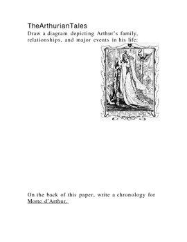 The Arthurian Tales