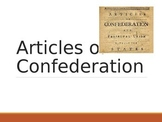 The Articles of Confederation