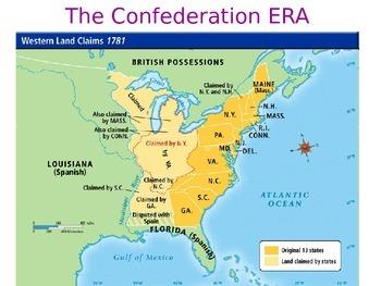 The Articles of Confederation Era