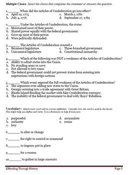 Civil war homework assignments