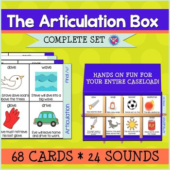SALE! The Articulation Box