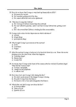 The Artist Film (2011) - 50 Question Multiple Choice Quiz