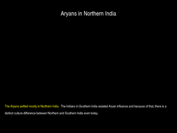 The Aryans and Hinduism