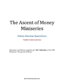 The Ascent of Money Video Review Questions