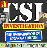 Abraham Lincoln Assassination CSI Investigation   Civil War, Booth, Surratt!