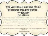 The Astronaut and the Onion Treasures Foldable & Vocab