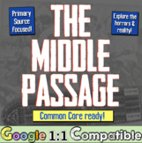 Middle Passage Resource   Atlantic Slave Trade Primary Sou