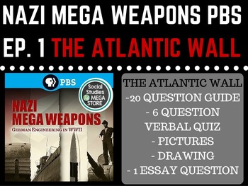 Nazi Mega Weapons The Atlantic Wall Season 1 Ep  1