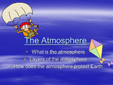 The Atmosphere (Powerpoint & Virtual Lab)