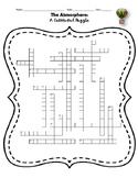 The Atmosphere - Crossword Puzzle
