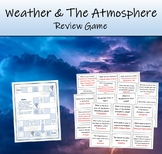 The Atmosphere & Severe Weather Review Game