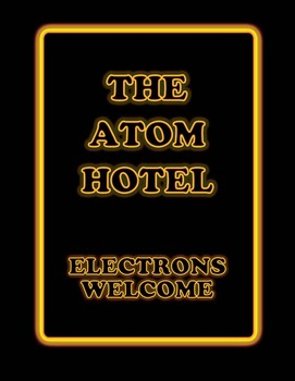 The Atom Hotel:  An Introduction to Quantum Numbers and Electron Configuration