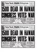The Attack on Pearl Harbor Handout